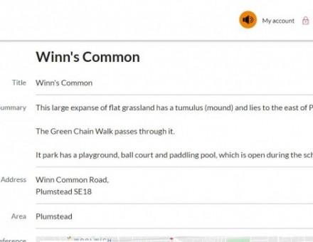 Winn's Common