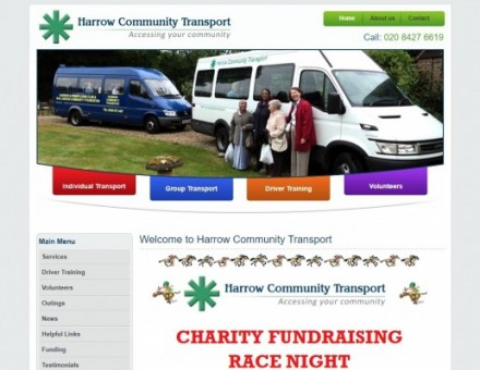 Harrow Community Transport