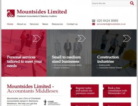 Mountsides Ltd