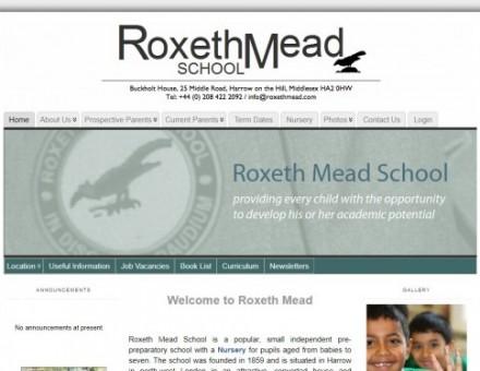 Roxeth Mead School