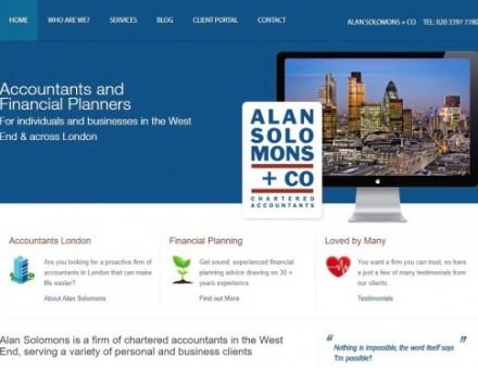 Alan Solomons & Co Chartered Accountants Harrow