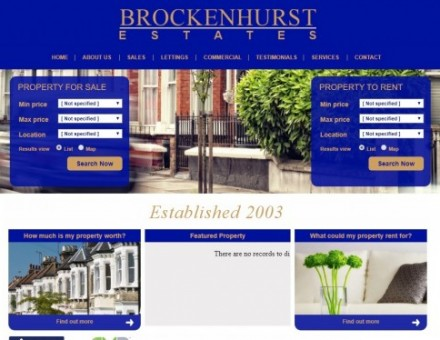 Brockenhurst Estates