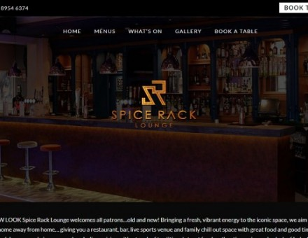 Spice Rack Lounge