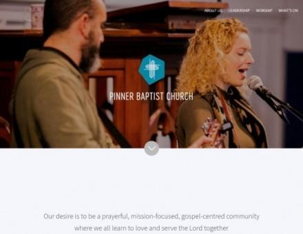 Pinner Baptist Church