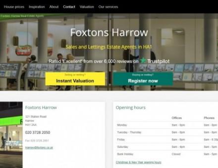 Foxtons Harrow Estate Agents