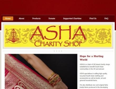 Asha Charity Shop