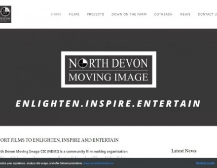 North Devon Moving Image
