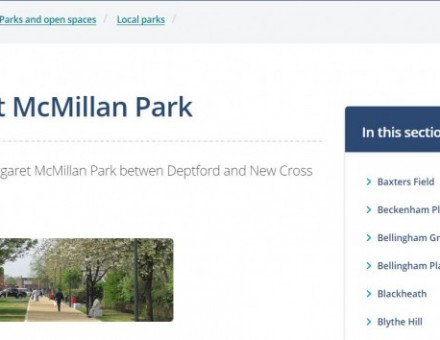 Margaret McMillan Park