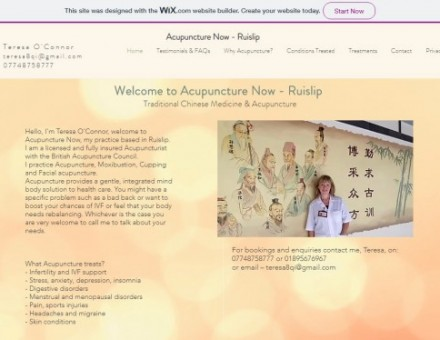 Acupuncture Now Ruislip