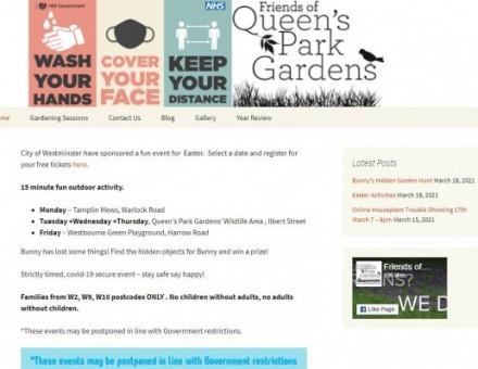 Queen's Park Gardens