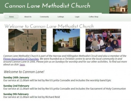Cannon Lane Methodist Church