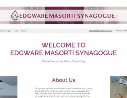Edgware Masorti Synagogue