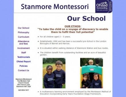 Stanmore Montessori