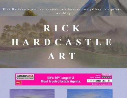 Rick Hardcastle Art