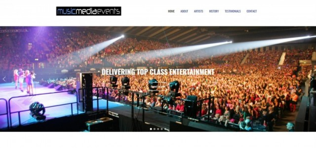 Music Media Events