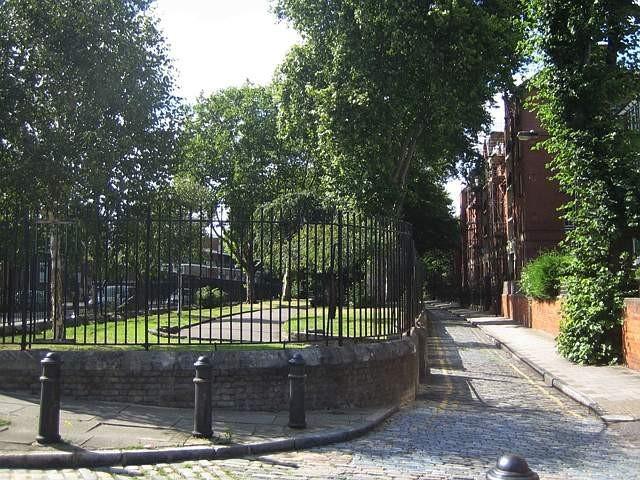 Stepney Green Gardens