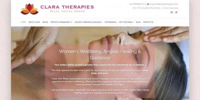 Clara Therapies