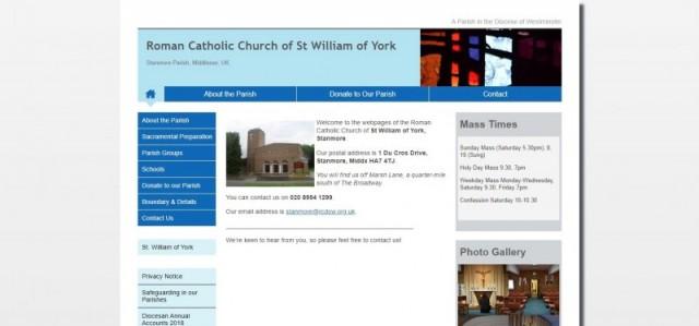 St William of York R C Church