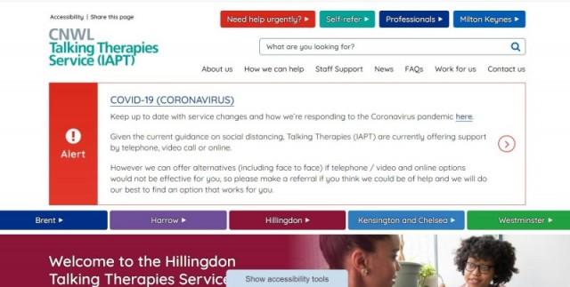 Hillingdon Talking Therapies