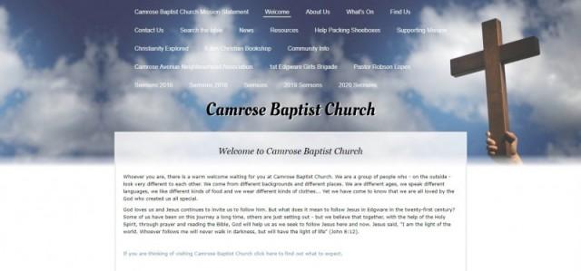 Camrose Baptist Church