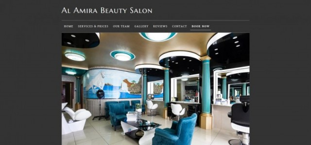 Al Amira Beauty Salon