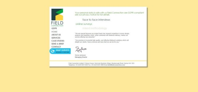 Field Connection Ltd