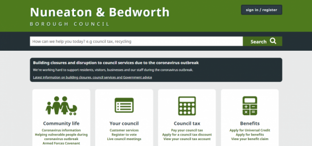Nuneaton & Bedworth Borough Council