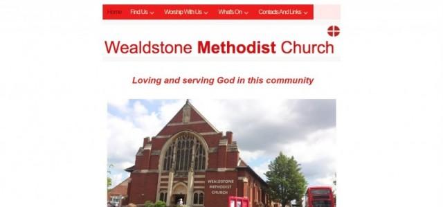 Wealdstone Methodist Church