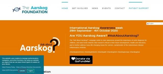 The Aarskog Foundation