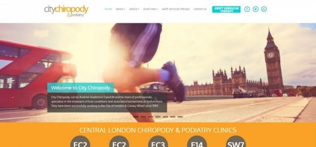 City Chiropody & Podiatry Barbican