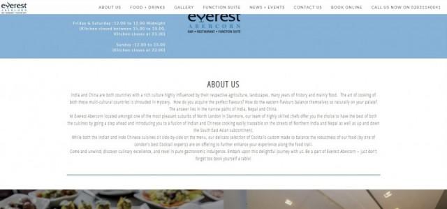 Everest Abercorn