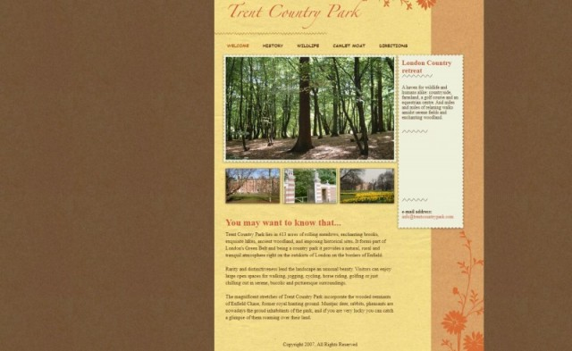 Trent Country Park