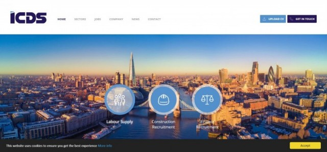 ICDS Group - London