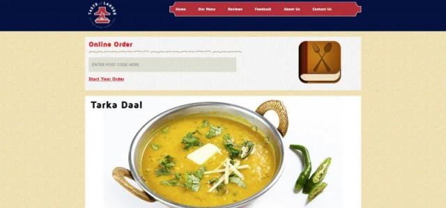 Taste of Lahore Restaurant