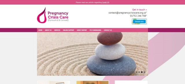 Pregnancy Crisis Care (Plymouth & SE Cornwall)