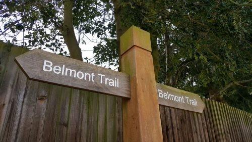 Belmont trail