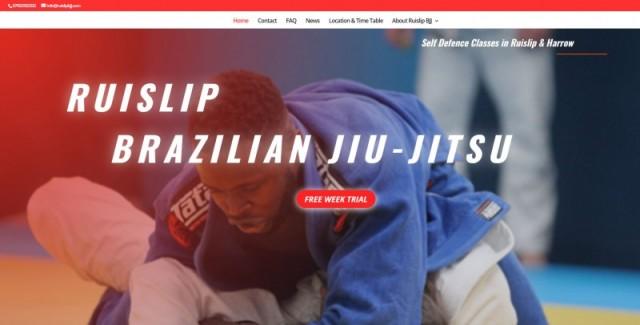 RUISLIP  BRAZILIAN JIU-JITSU