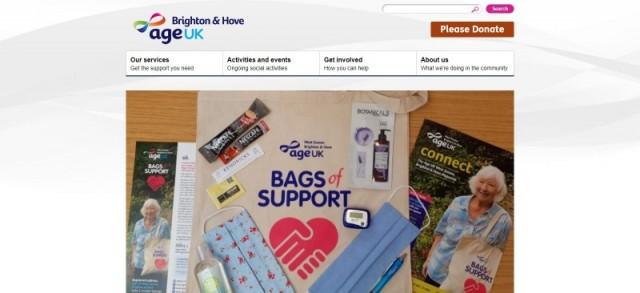 Age UK West Sussex, Brighton & Hove