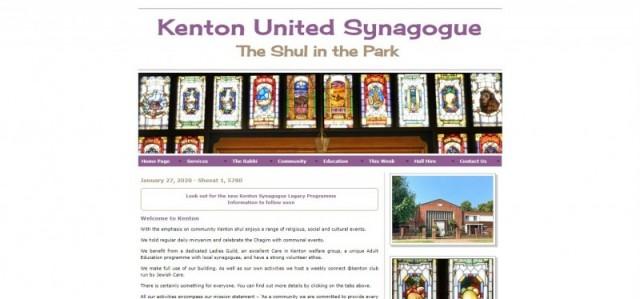 Kenton United Synagogue