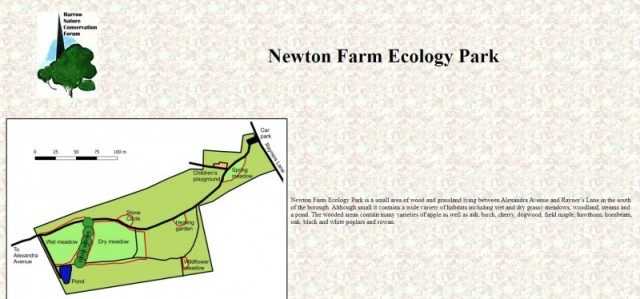 Newton Farm Ecology Park