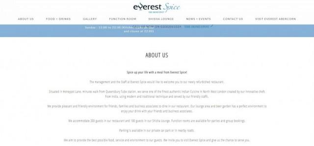 Everest Spice The Honeypot