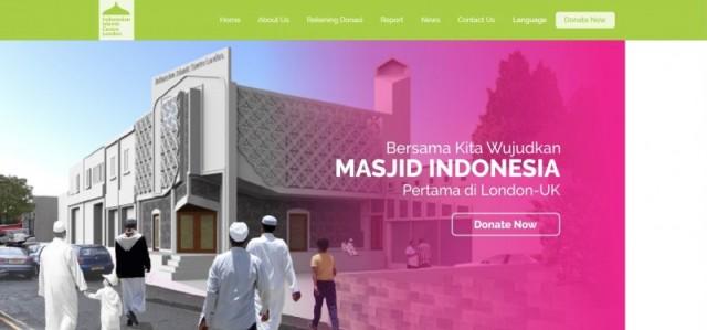 Indonesian Islamic Centre (IIC) - London