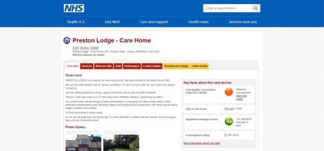 Preston Lodge