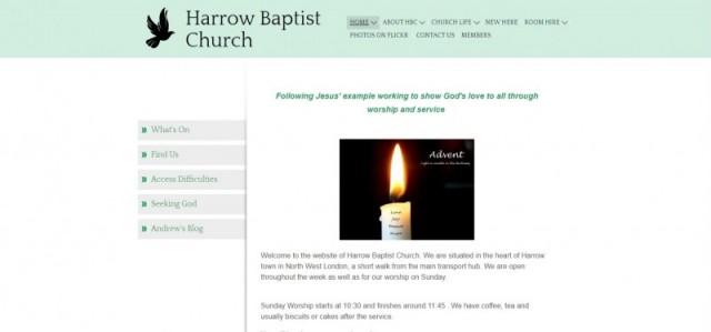 Harrow Baptist Church