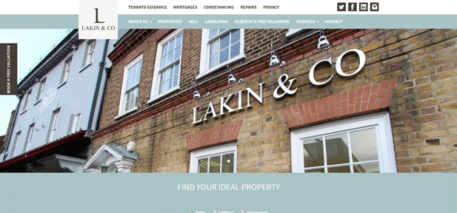 Lakin & Co - Estate Agent & Letting Agents