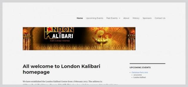 London Kalibari