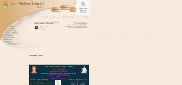 Jain World Peace Centre