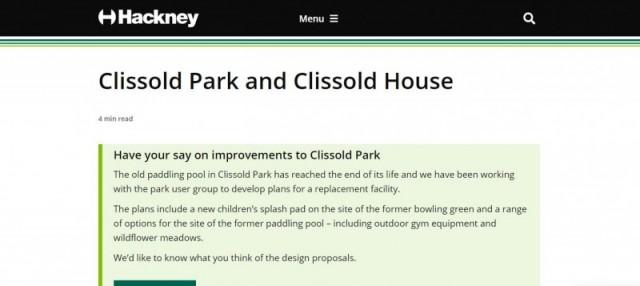 Clissold Park & Clissold House