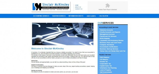 Sinclair McKinsley