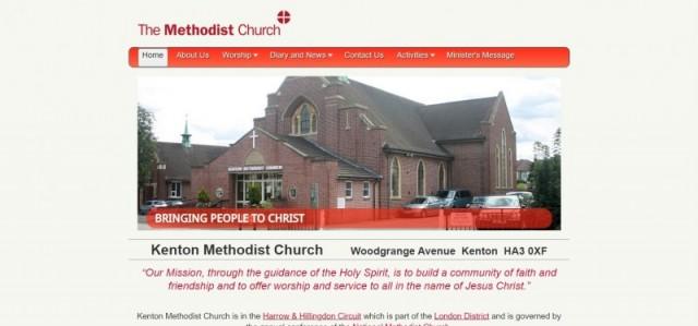Kenton Methodist Church